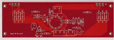 20W Class A tube input MOSFET SE output Borbely architecture PCB 1 piece!