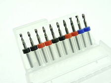 2.55mm 2.65mm 2.85mm 2.95mm 3.05mm Mixed Tungsten Carbide Micro Drill Bits