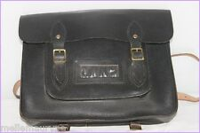 Cartable Cuir Rigide Noir TBE