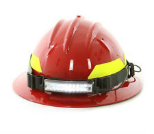 "FoxFury 420-006T Command 20 LED Tilt Firefighter Helmet Light with 1"" Silicone"