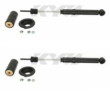 VW Cabriolet 85-93 Rear Left + Right Shock Absorbers Suspension Kit KYB Excel-G