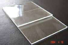 Double Sided Polishing JGS1 Fused Silica Quartz Glass Sheet 30*30*1mm