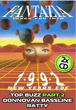 Fantazia – New Years Eve 1992 – Top Buzz Part 2 / Donnovan Bassline / Ratty