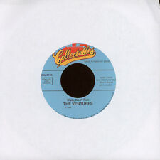 "Ventures, The - Hawaii Five-O (Vinyl 7"" - 1993 - US - Reissue)"