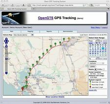 Fleet Tracking Server - GPS Tracking: Open-Source GPS Tracking System - OpenGTS