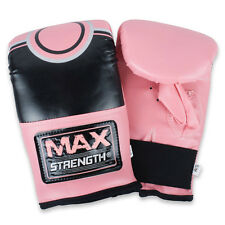 Bag mitts Boxing Gloves Grappling Punching MMA Muay Thai Training Pad S/M/L/XL
