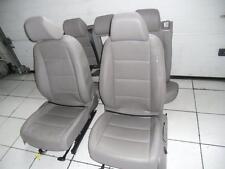 Ledersitze Sitzausstattung Sitze Leder VW Jetta III Golf 5 6