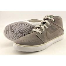 Nike Suketo Mid Leather Men US 7 Gray Sneakers Blemish  15381