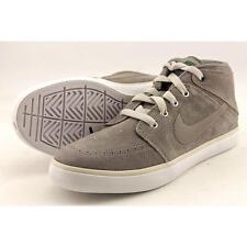 Nike Suketo Mid Leather Men US 7 Gray Sneakers Blemish  15381