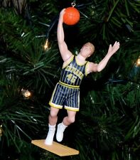 rik SMITS indiana PACERS basketball NBA xmas TREE ornament HOLIDAY vtg JERSEY 45