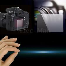 Clear LCD Glass Screen Protector Film Guard Shield For Nikon D3100 D3200 D3300