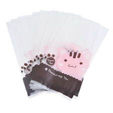 Cute Wrapping For Hand Make Biscute Cellophane Candy Cookie Bags Seal Tea Bag