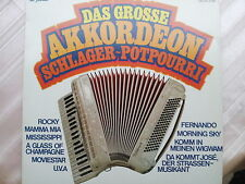 """12"""" Das Grosse Akkordeon Schlager - Potpourri"""