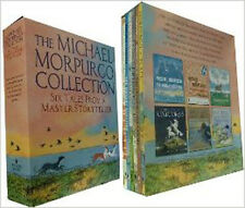 Michael Morpurgo Collection Books Set, The Mozart Question, The Kites Are Flying