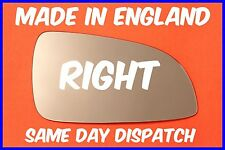 VAUXHALL ASTRA H 2004 - 2008 WING MIRROR GLASS RIGHT HAND SIDE