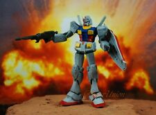 BANDAI MOBILE SUIT GUNDAM Robot RX-78 Model Figure Kit Painted Diorama K1010_G2