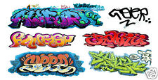N Scale Custom Graffiti Decals #42 -Weather Your BoxCars, Hoppers, and Gondolas!