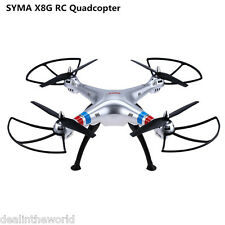 SYMA X8G 2.4G 4CH Drone 6 Axis Gyro 360° Flip RC Quadcopter BNF Version