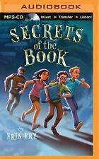 Secrets of the Book by Erin Fry (2015, MP3 CD, Unabridged)