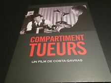 "DVD NEUF ""COMPARTIMENT TUEURS"" Yves MONTAND, Catherine ALLEGRET / COSTA GAVRAS"