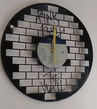 Pink Floyd-Wall Art Vinyl Record Clock - Home Decor