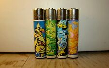 ACCENDINI CLIPPER GRAFFITI MURALES STREET ART - LIGHTERS - MECHEROS - BRIQUET