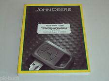 Betriebsanleitung John Deere Traktor 8120 8220 8320 8420er 8520er St. 2001