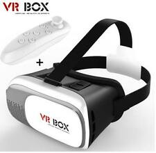 Virtual Reality 3D Brille VR Box mit Bluetooth Gamepad Iphone Samsung HTC Sony