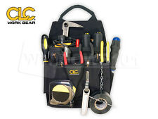 CLC 5505 Custom Leathercraft 12 Pocket Professional Electrician's Tool Pouch