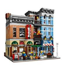 LEGO Detective's Office (Hard To Find) Item:10246 - Brand New. Sealed in Box