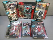 "Transformers Combiner Wars ""DEFENSOR"" Complete Protectobot Set w/ GROOVE *NEW*"
