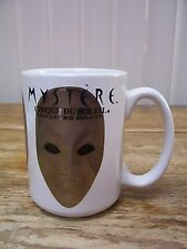 Coffee Mug Mystere Cirque Du Soleil Treasure Island Cup Mask Alien