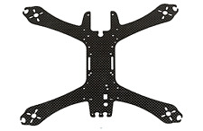 Spedix Black Knight 250 replacement upper carbon fiber frame plate (SPX-83061)