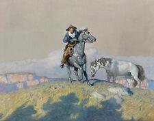 Wyeth N C Fall Back Canvas 16 x 20    #3369