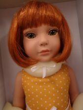 "TONNER-MY IMAGINATION 18"" PLAY DOLL-FREE SHIPPING- ""STARTER REDHEAD""-NEW!"
