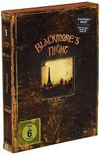 BLACKMORES NIGHT PARIS MOON DVD CD NEW SEALED LIVE DEEP PURPLE HARD ROCK RITCHIE