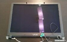 Sony Vaio VGN-FS 315M PCG-7D1M Spare part: Display with Pcmcia and LCDback Cover