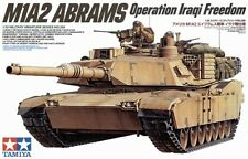 Tamiya 35269 1/35 Scale Model Kit US M1A2 Abrams 120mm Gun Main Battle Tank