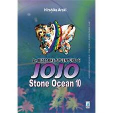 LE BIZZARRE AVVENTURE DI JOJO - STONE OCEAN 10 DI 11 - STAR COMICS NUOVO