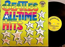 """THE SOUNZ-A-LIKES  LP - """" The Beatles All Time Hits """" Wonderland WLP-317, 1978"""