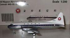 Blue Box JC Wings 1:200  -  All Nippon Airways  Convair 440  #JA5085  -  XX2811