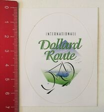 Aufkleber/Sticker: Internationale Dollard Route (100516180)