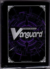 CARDFIGHT VANGUARD OFFICIAL PROMO CARD SLEEVES PURPLE VERY RARE 53pcs
