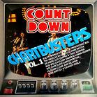 Count Down Chartbusters Vol.1–LP-The Angels-Beeb Birtles-Graham Gobl-Suzi Quatro