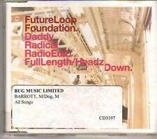 (CT903) Futureloop Foundation, Daddy Radical - 1999 CD