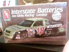 "Kit AML ""Interstate Batteries Joe Gibbis Racing Lumina"" car made USA. Scale 1/25"