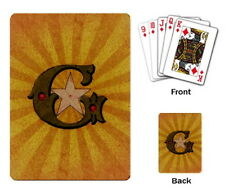 Masonic Playing Cards Blazing Star Freemason Poker Deck