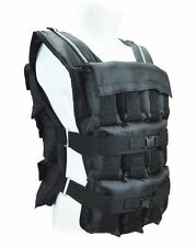 80 lbs Weight vest - 24 iron ore weighted bags included!