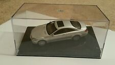 AUTOART Mercedes-Benz CL Coupe (Silver) 1/43 Scale Diecast Model