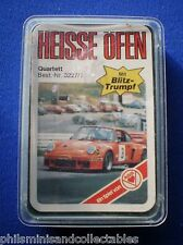"Ass Top Trumps ""heisse Horno « Alemania C 1980"